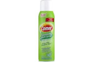 Comet Foaming Bath Spray Cleaner & Deodorizer Fresh Scent