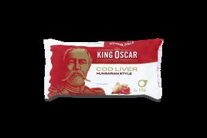 Печень трески King Oscar По-венгерски