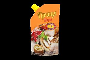 Гірчиця Міцна Чугуев продукт д/п 130г