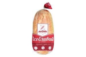 Хлеб нарезной Особенный с маком Лакітка м/у 600г