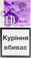 Сигареты LD Super Slims Violet 20шт