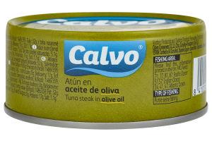 Тунець Calvo в оливковій олії 160г х24
