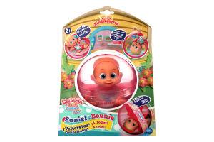 Іграшка лялька арт. 802005 Baniel, гойдається. у блістері 19*8,5*26 см