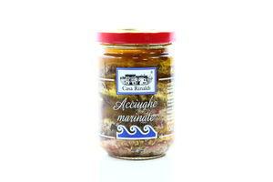 Анчоуси Casa Rinaldi мариновані в оливковій олії 130г х12