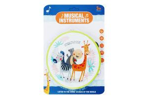 Іграшка для дітей від 3 років №6806E Бубон Країна Іграшок 1шт