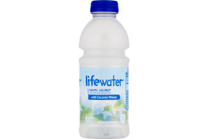 Lifewater Coconut Water Beverage Pacific Coconut