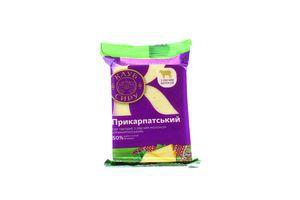 Сир Клуб сиру Прикарпатський 50% 185г