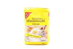 Мука пшеничная Weizenmehl Type 405 Gut&Gunstig м/у 1кг