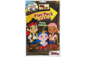 Play Pack Grab & Go! Jake And The Never Land Pirates Pirate Attitude