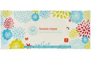 The Honest Co. Honest Wipes Fragrance Free - 10CT