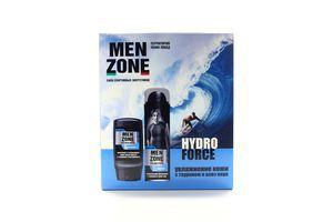 Набір Men Zone Hydro Force гель д/г 200мл гель п/г 100мл
