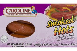 Caroline Sausage Hot Smoked