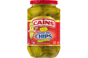 Cains Kosher Dill Chips