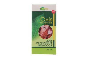 """Олія косметична """"Для укріплення волосся"""" (120мл) 1шт /Адверсо/"""