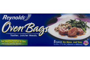Reynolds Oven Bags - 5 CT