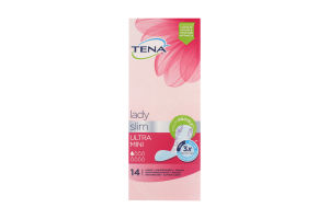 Прокладки урологические Ultra Mini Lady TENA 14шт
