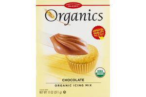 European Gourmet Bakery Organics Chocolate Organic Icing Mix