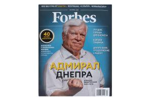 Журнал Forbes Ukraine 1шт