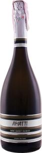 Вино ігристе Amatti semi-sweet bianco 10,0-13,5% 0,75л x3