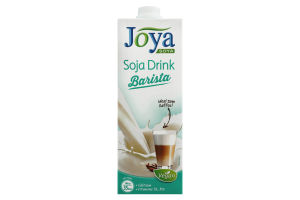 Напиток соевый Barista Joya т/п 1л