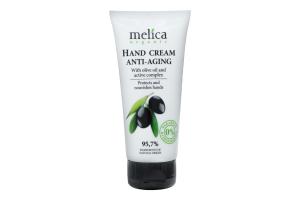 Крем для рук Melica Organic з оливковою олією 100мл