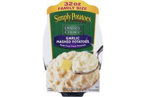 Simply Potatoes Diner's Choice Garlic Mashed Potatoes