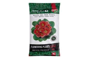 Cубстрат 6л Для цветущих растений Peatfield 1шт
