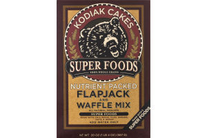 Kodiak Cakes Super Foods Flapjack And Waffle Mix