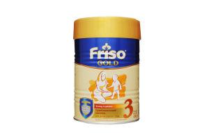 Напій сухий молочний Фрісо Голд 3 для дітей від 1 року 0,400 кг
