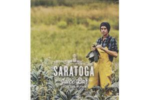 Saratoga Juice Bar Cold Pressed Wellness Shots Wheatgrass Tropic