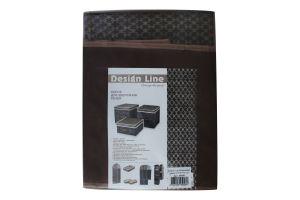 Короб для зберігання речей 30х40х30см №60099 Design Line 1шт
