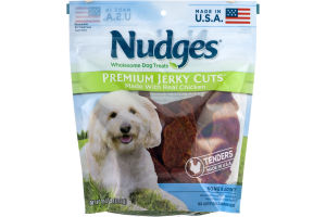 Nudges Premium Jerky Cuts Chicken Bone & Joint