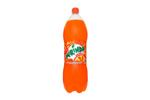 Напій безалкогольний сильногазований зі смаком апельсина Mirinda п/пл 2л