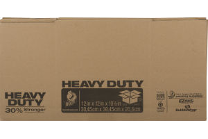Duck Heavy Duty Box 12 in x 12 x 10 1/2 in