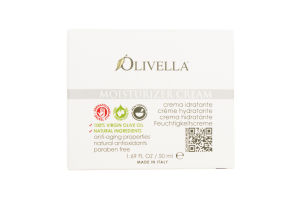 Крем д/лица Olivella увлажн на основе олив масла