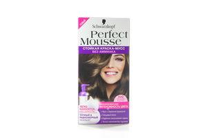Крем-краска для волос Perfect Mousse Средний каштан №500 Schwarzkopf
