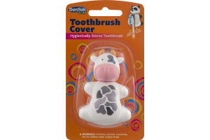 DenTek Kids Toothbrush Cover Panda