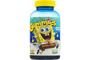 Spongebob Multivitamin/Multimineral Gummies - 240 CT