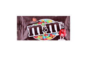 Драже з молочним шоколадом M&M's м/у 45г