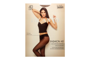 Колготки жіночі Incanto Fashion 40den 4-L naturel