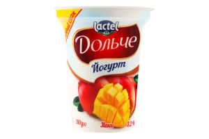 Йогурт 3.2% Манго Дольче ст 280г