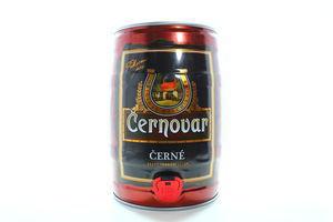 Пиво 5л 4.5% темное Cernovar ж/б