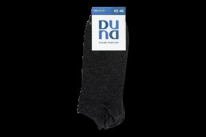 Шкарпетки чоловічі Дюна №7018 27-29 темно-сірий