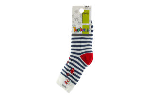 """Шкарпетки дитячі TUPTUSIE махрові 197 (дівчинка) р.16-18, 1 шт (ТМ """"TUPTUSIE"""")"""