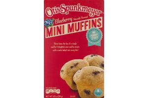 Otis Spunkmeyer Mini Muffins Blueberry - 5 CT