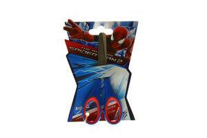 Ножиці дит.гум.вс.Kite Spider-Man 13см