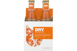 DRY Sparkling Blood Orange - 6 PK