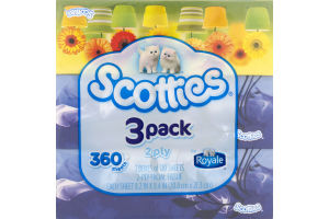 Scotties Facial Tissue 2 Ply - 3 PK