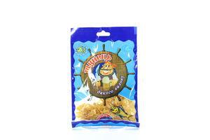 Тунец серебристый сушеный соленый филе Золота рибка м/у 35г