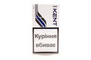 Сигареты Kent HDs Blue 20шт